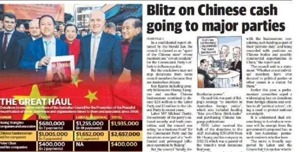 媒体采访:看看西方媒体眼中的中国