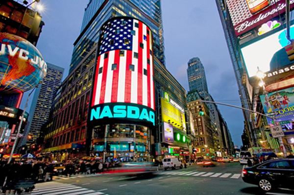 在纽约纳斯达克大屏投广告大概要多少钱?