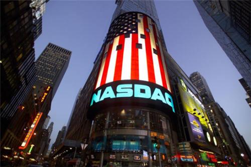 纽约时代广场纳斯达克LED大屏幕图片视频广告位现可接受预约
