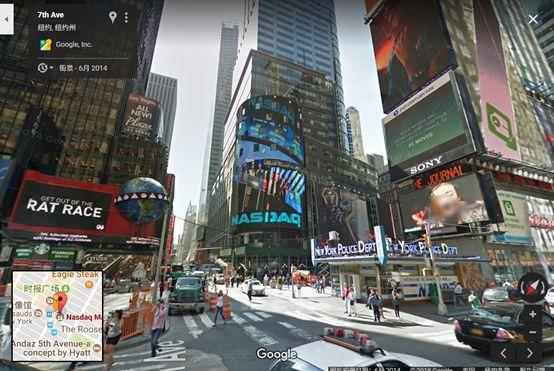 在美国纽约时代广场打广告的费用你知道吗?