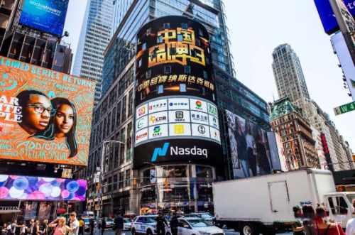 为什么商家都喜欢去纽约时代广场打广告?时代广场广告没那么贵